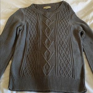 G.H.Bass&Co Cable Knit Sweater
